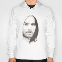 jared leto Hoodies featuring jared leto... by als3
