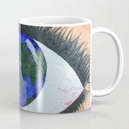 Keep Your Eye on the Prize Coffee Mug