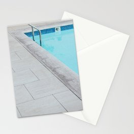 Pool party Stationery Cards
