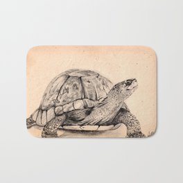 Turtle Bath Mat