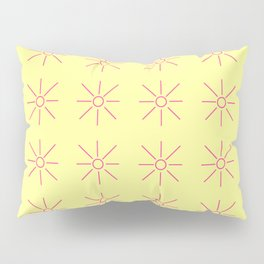 Sun and color 6 Pillow Sham