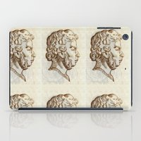 sketch iPad Cases featuring sketch by Shelby Claire