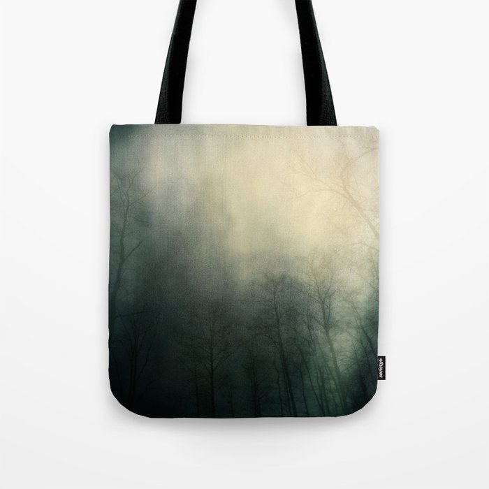 She S Got The Whole Dark Forest Living Inside Of Her Tom Waits Tote Bag