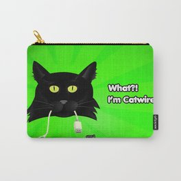 Catwired Carry-All Pouch