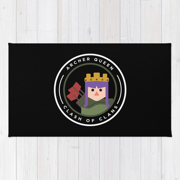 Archer Queen Rug