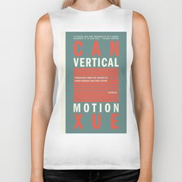 Vertical Motion Biker Tank