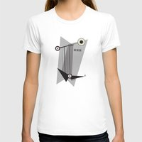 kandinsky T-shirts featuring Black Is by Amy Newhouse