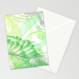 Green Smoke Stationery Cards