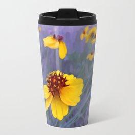 Mathematic Sunset Travel Mug
