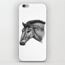 Przewalski's Horse iPhone Skin