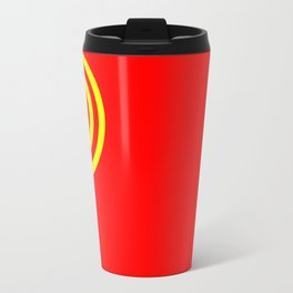 Nicubunu Commie Flag Travel Mug
