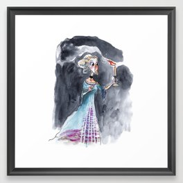 """The Countess - """"Print of the week"""" #12 Framed Art Print"""