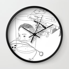 Life After You Wall Clock