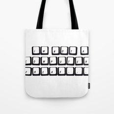 COMPUTER FREAK Tote Bag