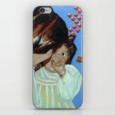 Pat Joy iPhone & iPod Skin