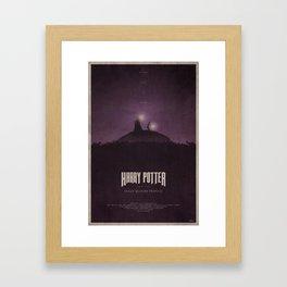 The Hald-Blood Prince Framed Art Print
