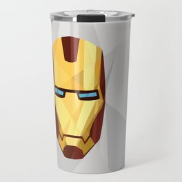 IronMan Fracture Travel Mug