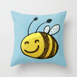 Bee Throw Pillow