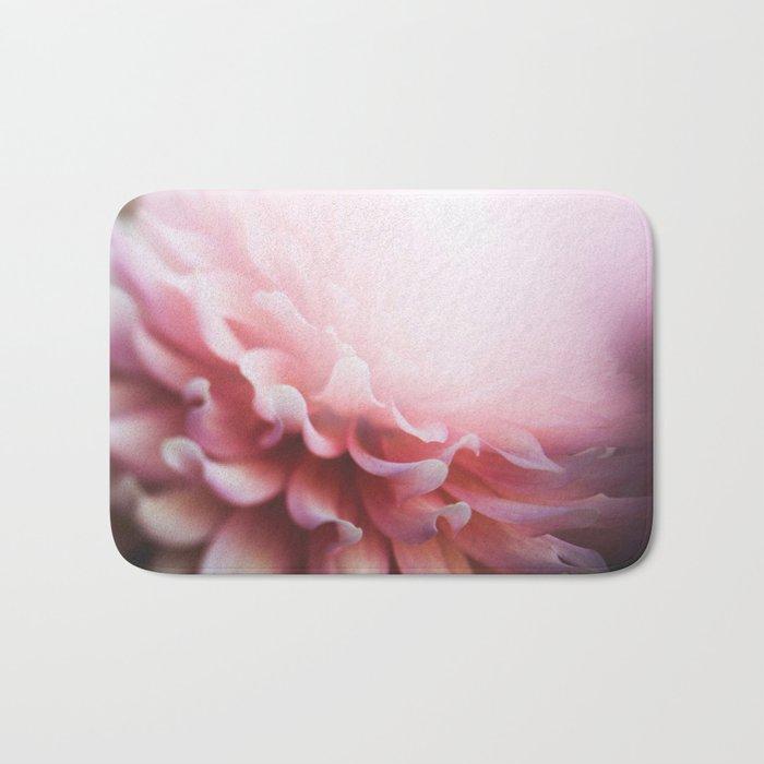 pastel pink Bath Mat