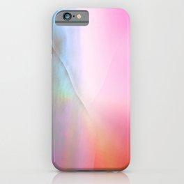 Wabi Sabi Mended Rainbow Gradient iPhone Case