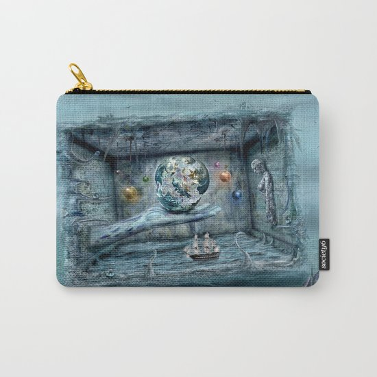 Save our World 20  Carry-All Pouch