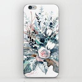 Frostflowers iPhone Skin