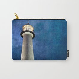 Lighthouse Blues Carry-All Pouch