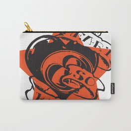 Heart so black Carry-All Pouch
