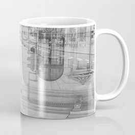 city chaos theory Coffee Mug