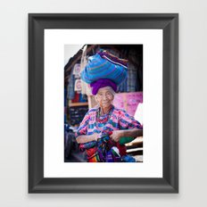 Pulsera Framed Art Print