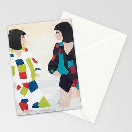WONDER TWINS Stationery Cards