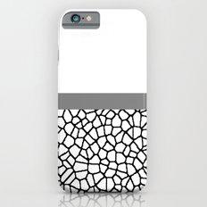 staklo (gray stripe) iPhone 6s Slim Case