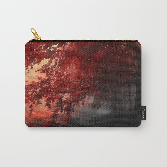 Autumn mood  Carry-All Pouch