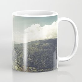 Edge of World Coffee Mug