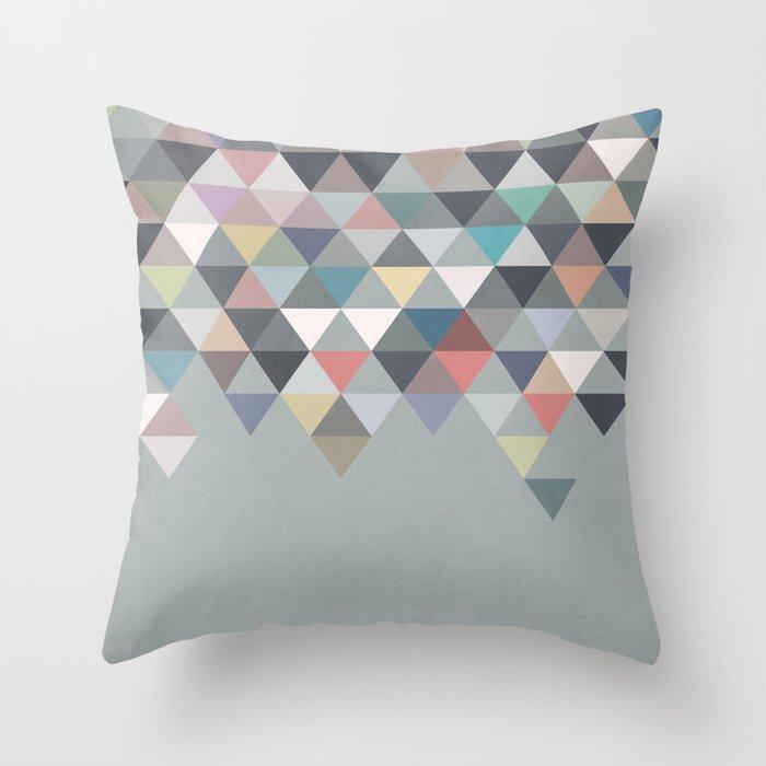 Nordic Combination 20 Throw Pillow