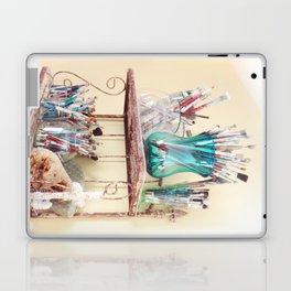Kathy's Paintbrushes Laptop & iPad Skin