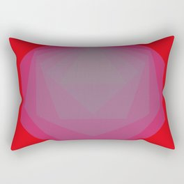 Purlygons Rectangular Pillow