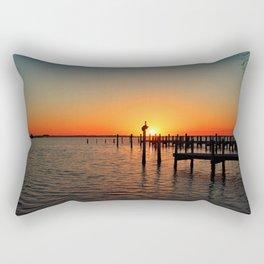Summer Fever Rectangular Pillow