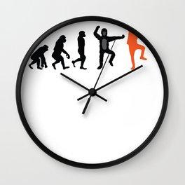 Francesco Gabbani - Occidentali's Karma [2017, Italy][Evolution] Wall Clock