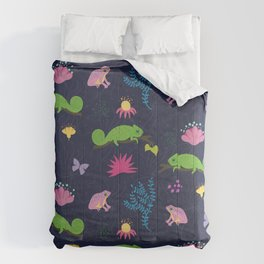 Children tropical pattern Comforters