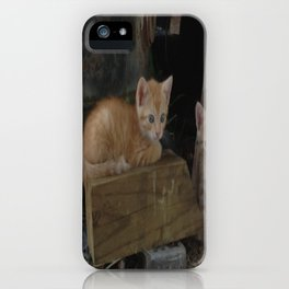More Kitty Kats!!! iPhone Case