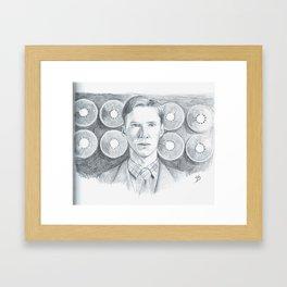 The Imitation Game Framed Art Print