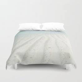 Sand Art Duvet Cover