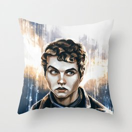 Isaac Lahey Throw Pillow