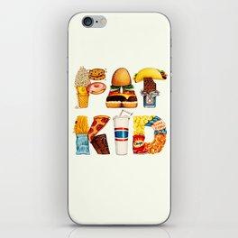FAT KID iPhone Skin