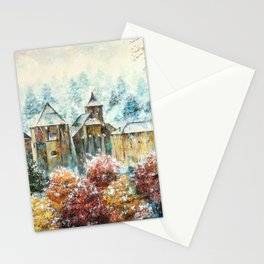 Collegiate Church of Roncesvalles Stationery Cards