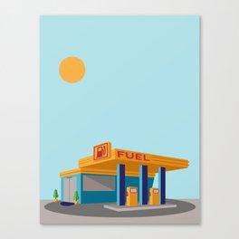 Pump It Canvas Print