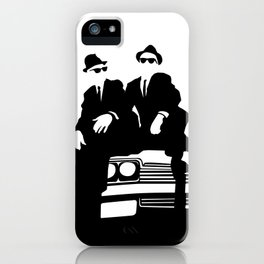 Blues Brothers iPhone Case