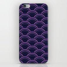 Night Waves iPhone & iPod Skin