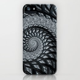 The Daily News - Fractal Art iPhone Case